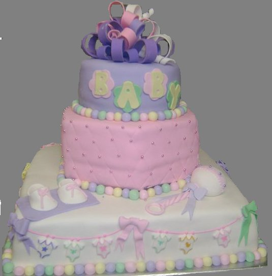 Themed Cakes - Baby Specialty Cakes