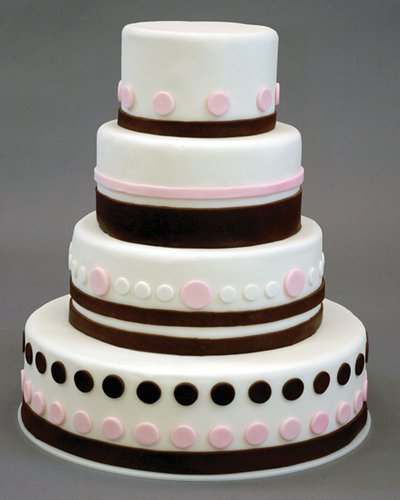 Wedding and Sweet 16 Cakes - Modern